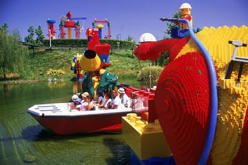 Recorrido de un día en Legoland desde Anaheim