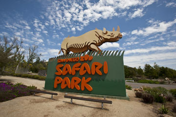 San Diego Safari Park from Anaheim