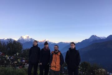 20 Days Relaxing Combo Nepal (Home stay, City Tour, Safari, Short Trek) Trip