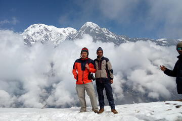 Mardi Himal Base Camp Trek 4500...