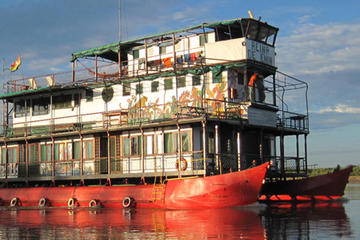 REINA DE ENIN AMAZON RIVER CRUISE