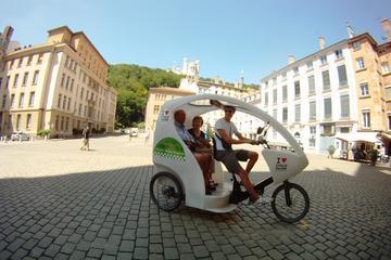 Visite privée de Lyon en véhicule électrique