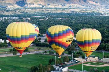 Book Colorado Springs Sunrise Balloon Ride on Viator