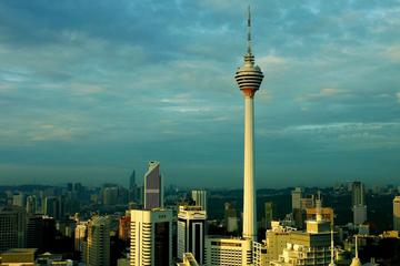 The Best Of Kuala Lumpur with KL Tower Observation Deck