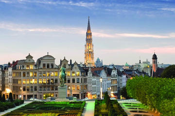 Brussels Half-Day Walking and Tasting Tour