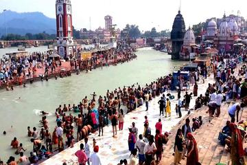 Private Day Trip to Haridwar and ...