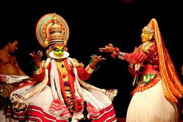 Private Kochi City Tour Including Kathakali Dance Performance