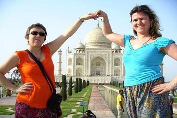 Private Same Day Agra Tour from New Delhi