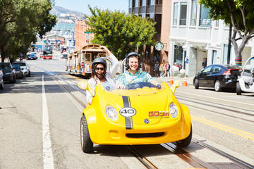 Tour di San Francisco in GoCar
