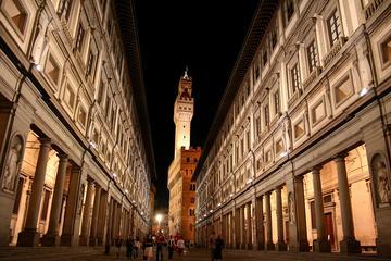 Uffizi Gallery Guided Tour by Night