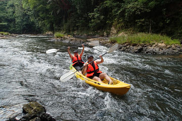 Fun Filled Kayaking Adventure in Kuching