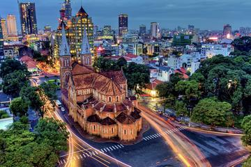 Full-Day Ho Chi Minh City and Cu Chi Tunnels Tour