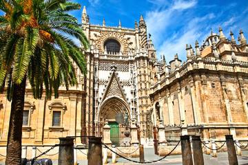 Een privéwandeltocht langs monumenten in Sevilla