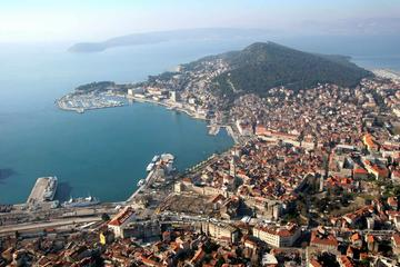 Private Transfer from Zadar to Split  Flat rate up to 6 people