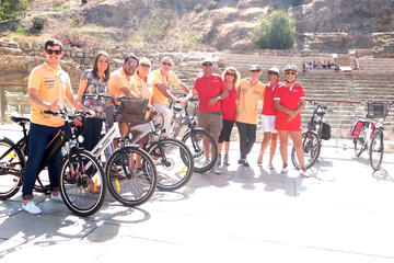 Malaga Electric Bike City Tour