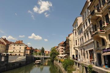 Ljubljana Private Sightseeing Walking Tour