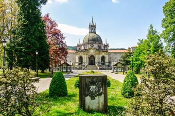 El santuario de Loyola, Getaria...