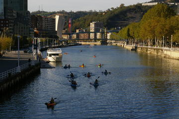 RIVER FUN IN BILBAO