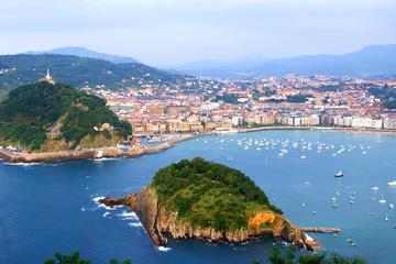 San Sebastián e Biarritz