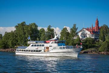 Crucero con cena y música de piano en Helsinki