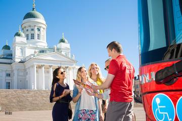 Excursión por la costa de Helsinki...
