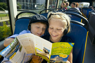 Helsinki Combination Tour: 48-Hour Hop-On Hop-Off Bus Tour and Canal...