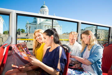 Helsinki Hop-On Hop-Off Sightseeing Tour