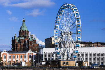 Landausflug in Helsinki: Hop-on-Hop-off-Besichtigungstour