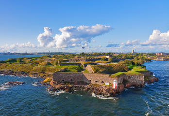 Private Half-Day Tour of Helsinki and Suomenlinna Sea Fortress