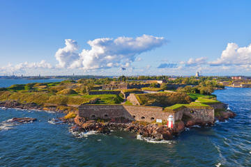 Tour of Helsinki and the Suomenlinna Sea Fortress