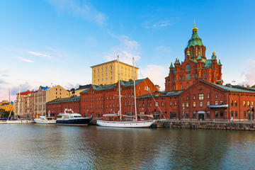 Private Walking Tour of Helsinki's...