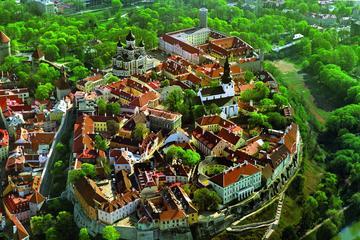 Tallin medieval: Escapada de un día...
