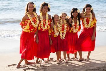 Entrada al Centro Cultural de la Polinesia