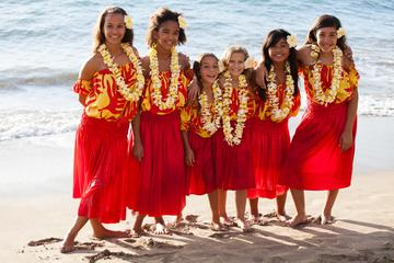 Entrada no Centro Cultural da Polinésia