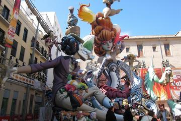 FALLAS Tour in Valencia FOR GROUPS
