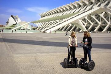 Segway Tour der Künste und Wissenschaften in Valencia