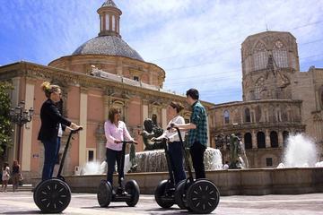 Segway-Tour durch das mittelalterliche Valencia
