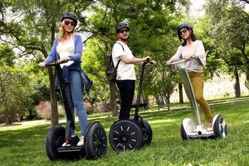 Segway-Tour durch die Parks von Valencia