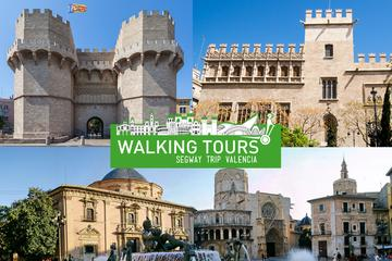Walking Medieval Tour in Valencia