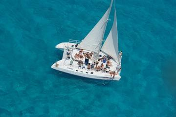 Isla Mujeres Sailing Adventure from...