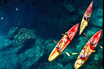 Sunset Kayaking and Snorkeling Adventure