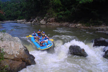 2-Day Jungle White Water Rafting and Embera Village Tour from Panama...