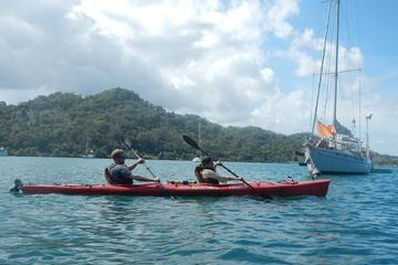 Portobelo Sea Kayaking and Snorkeling Tour