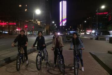 Extended bike tour