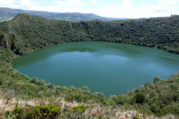 The Sacred Guatavita Lagoon