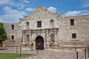 Alamo Hop-on-Hop-off-Trolley-Tour