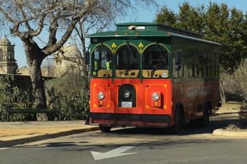 Pass valido 2 giorni per il tram e l'autobus a due piani Hop-On