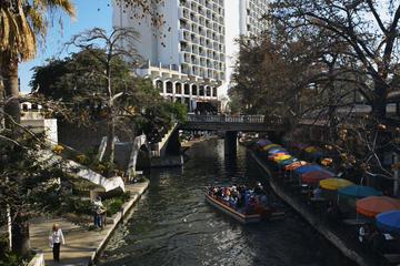 Stor sightseeingtur i San Antonio
