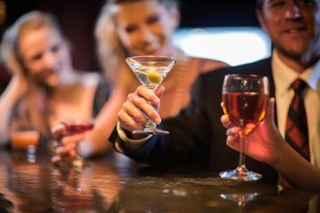 Balade dans les bars clandestins de New York