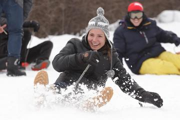 Ski, Snowshoe, Snowmobile and Sledge Experience